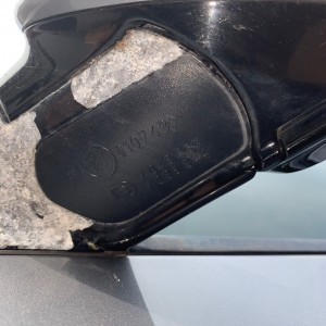 Corroding wing mirror p/no.